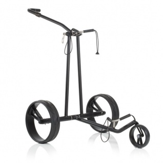 JuCad Phantom black on black 2.0 Golf Elektrotrolley