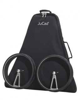 JuCad Phantom Carbon White Golfcaddy - Einzigartige Caddy-Kunst - Vorschau 5