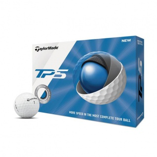 Taylor Made TP5 Golfball 12er Pack