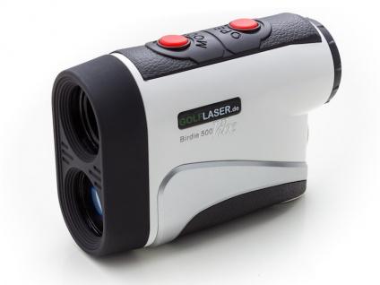 Golflaser Birdie 500 Vibe white Laser Entfernungsmesser