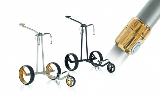 JuCad Phantom Diamond Golf Trolley