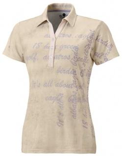 Wild Green Garment Poloshirt für Damen