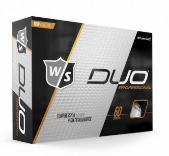 Wilson Staff Duo Professional Golfbälle 12Stk.