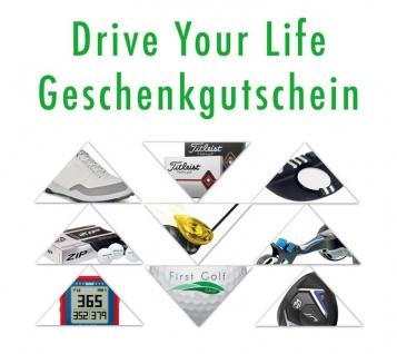 Drive Your Life - Geschenkgutschein