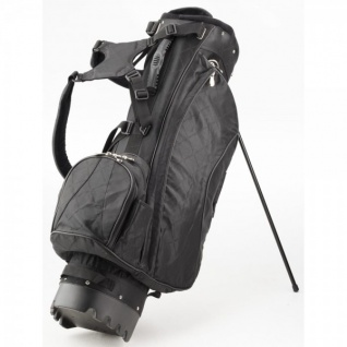 Silverline Caspita Golf Standbag 9, 5 x 7 Inch mit 8-Way Full-Divider