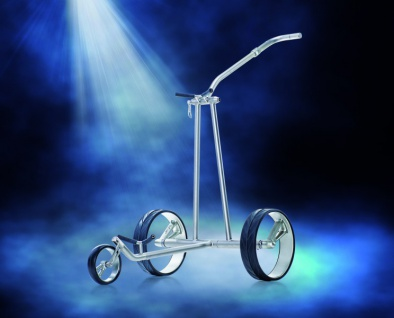 JuCad Phantom Titan Golf Trolley 3