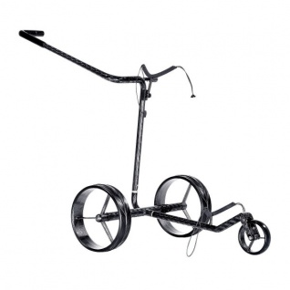 JuCad Carbon Travel Elektro Trolley