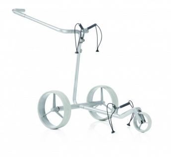 JuStar CARBON Light Elektro-Golftrolley