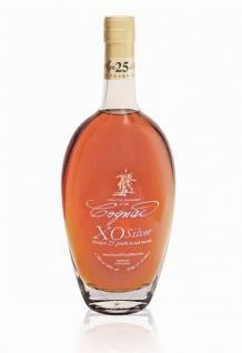 Cognac Albert de Montaubert XO Silver 25 Jahre