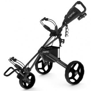 Rovic RV3F Golf Trolley by Clicgear - Vorschau 4