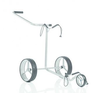 JuCad Golftrolley Edition - Edelstahl in Perfektion