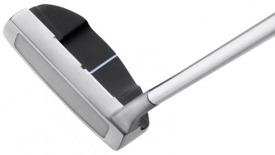 Silverline Putter SPT-522 mit Polymer Insert und Stahlschaft