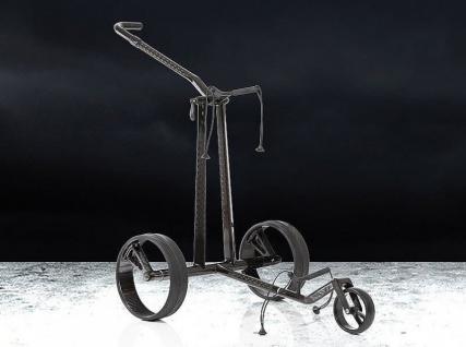 JuCad Phantom Carbon Golfcaddy - Einzigartige Caddy-Kunst - Vorschau 5