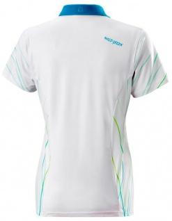 Wild Green Garment Symphony Poloshirt für Damen - Vorschau 2