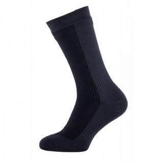 Sealskinz Socken Mittelwarm Halbhoch - 100% wasserdicht, atmungsaktiv und winddicht