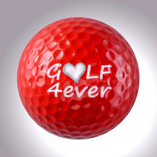 Golf 4ever magball (Deko)