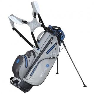 BIG MAX Golfbag Carrybag Aqua 8 Ultraleicht