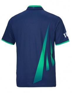 Wild Green Flash Poloshirt für Herren - Vorschau 2
