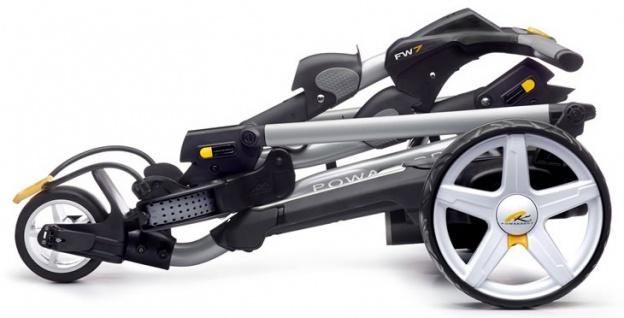 Powakaddy Golf Elektro Trolley FW7 mit Lithium Batterie SL - Vorschau 2