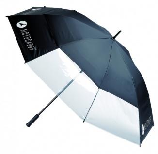 MotoCaddy Clearview Regenschirm