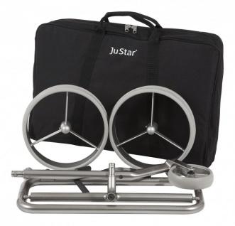 JuStar Tragetasche für JuStar Carbon Caddy ohne Antrieb