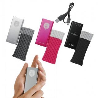Flag18 Heiz-POD recharge + Pocket Handwärmer mit Handy-Aufladefunktion