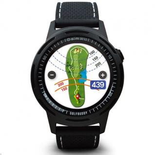 GOLFBUDDY aim W10 GPS Golfuhr