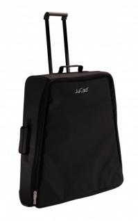 JuCad Transporttasche mit Rollen und Teleskopgriff für klappbare Caddys, Modellreihe Classic - Vorschau 1
