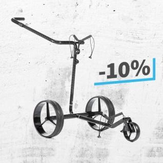 JuCad Carbon Travel 2.0 Elektro Trolley