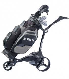 Motocaddy M-TECH+ Electric Trolley Season Starter 2020