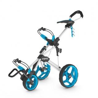 Rovic RV3F Golf Trolley by Clicgear - Vorschau 3