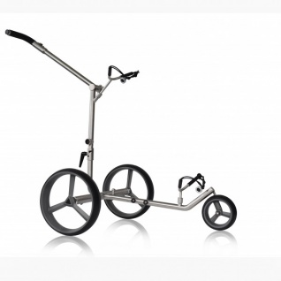 PG-Powergolf SteelCad Traveller S Plus Elektro Golf Trolley