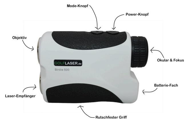 Golf Laser Entfernungsmesser Birdie 500 : Laser entfernungsmesser first golf drive your life