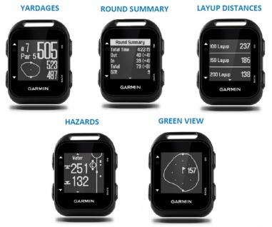 Garmin Approach® G10 GPS - Vorschau 5