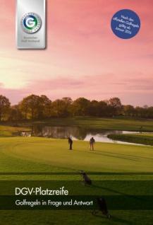 Deutscher Golf Verband Platzreife - Golfregeln in Frage und Antwort