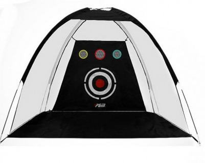 Portables Golf Übungsnetz mit Zielscheibe