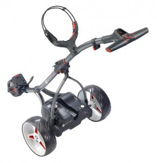Motocaddy S1 Elektrotrolley inkl. (Ultra)-Lithium Akku