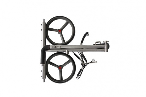PG-Powergolf Zorro S Plus Elektrotrolley - Vorschau 3