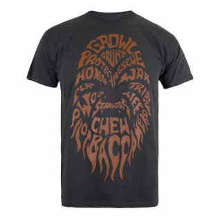Star Wars Chewbacca Text T-Shirt