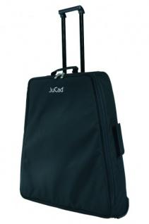 JuCad Transporttasche mit Rollen und Teleskopgriff für JuCad DRIVE + PHANTOM Modelle