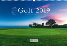 Golfkalender GOLF 2019 - Deutschlands schönste Golfplätze