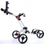 ClicGear Fastfold Quad Compact Golf Trolley