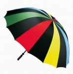 Silverline Golfschirm Multicolor