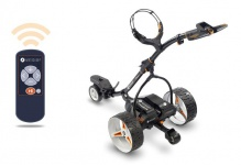 Motocaddy S7 REMOTE inkl Ultra-Lithium Elektro-Golftrolley mit Fernbedienung
