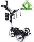 QOD Golf-Trolley (E-Trolley) der weltweit kompakteste faltbare E-Trolley