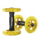 SKLZ Bauchtrainer Core Wheels