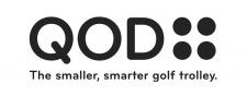 QOD Golf zylinderförmige Extratasche