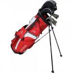 """U.S. Kids Golf Tour Series 10er-Set TS 57"""" mit Standbag, 135-141cm (Mädchen und Jungen)"""