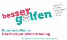 one two Golf Fitness Kurs Wintertraining