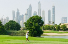 Golfrunde in Dubai - auf einen Platz Ihrer Wahl